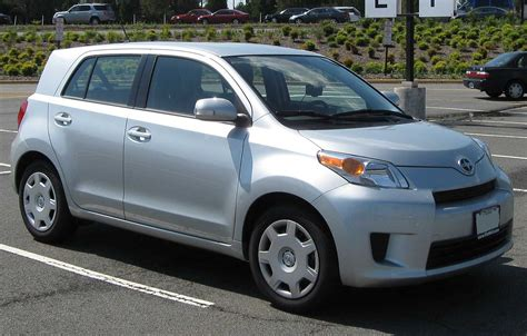 scion xd wikipedia