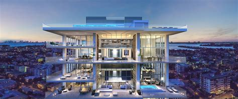 pent house miami penthouses images suitable 4 millionaires only