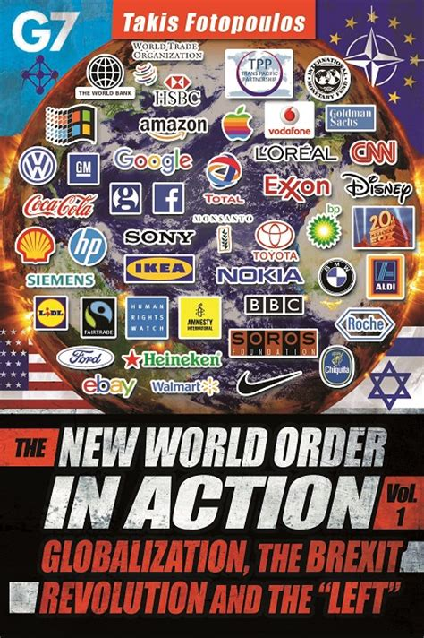 the new world order books the new world order in globalization the brexit