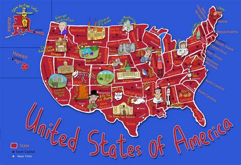 the map of united states of america america states map madriver me