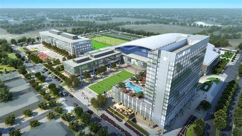Jerry Jones Builds His Own Entire City: New Dallas Cowboys