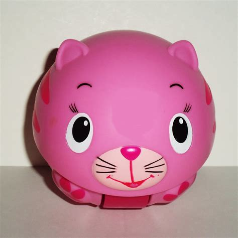 Bright Starts Giggables Baby bright starts giggables pink cat baby used