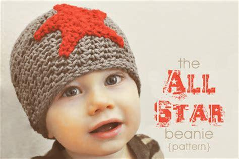 small knit community boy beanie crochet pattern crochet
