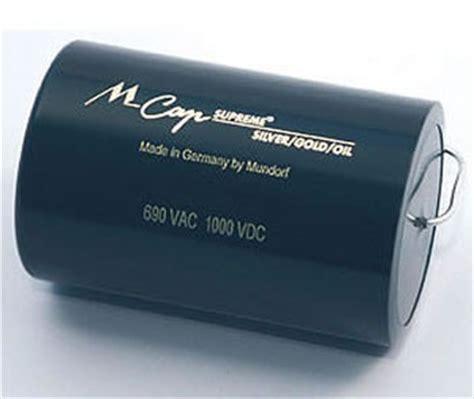 mundorf capacitors silver soundlabs capacitors