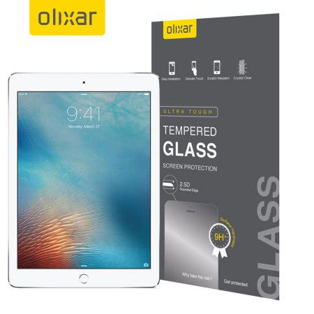 Feelymos Tempered Glass Air olixar 2017 air 2 tempered glass screen protector