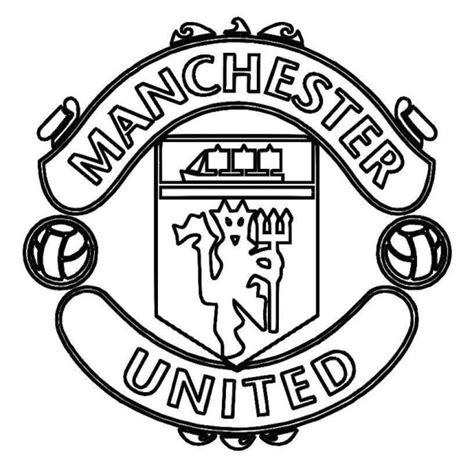 Manchester United White manchester united logo black and white no1 football info