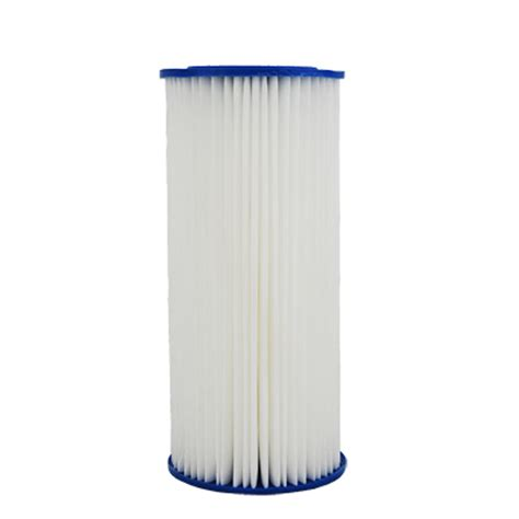 Sediment Filter Cartridge 10 Nano Filter aliexpress buy 4 5 quot x 10 quot pleated polyster water filter cartridge 50 micron for sediment