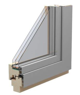Alu Fensterbretter by Alu Holzfenster