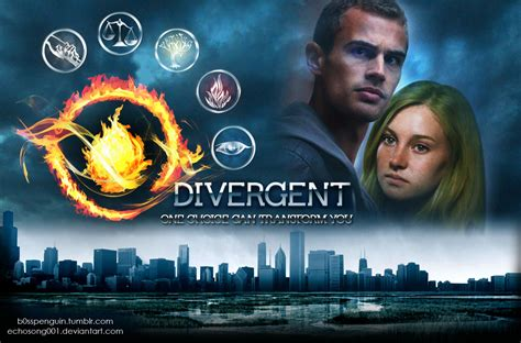 divergent veronica roth hd wallpaper movies wallpapers divergent wallpaper 3 by echosong001 on
