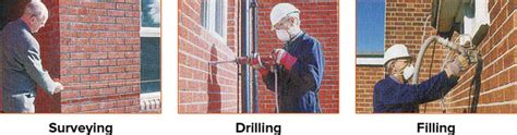 bead cavity wall insulation problems cavity wall insulation insulating homes northern ireland