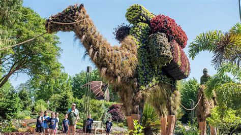 atlanta botanical gardens imaginary worlds 11alive