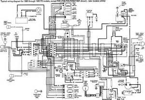 sch 233 233 lectrique des harley davidson big wiring diagrams for h d big