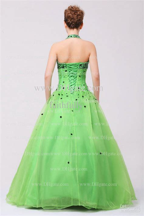 green cocktail black lime green and black prom dresses evening wear