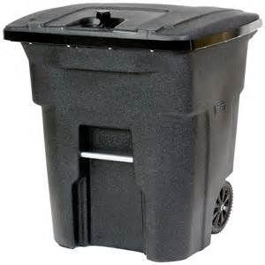 wonderful 64 Gallon Trash Can #1: 723105800961.jpg