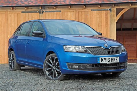 used skoda rapid spaceback review auto express