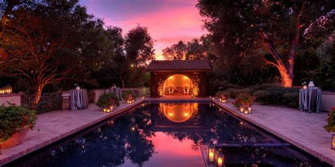 wedding venues santa santa barbara oasis by kathy ireland weddings weddings