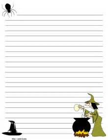 Halloween Writing Paper Template Free Printable Christmas Stationery With Lines New