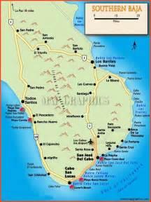baja california sur map cabo san lucas maps cabo san lucas luxury mexico