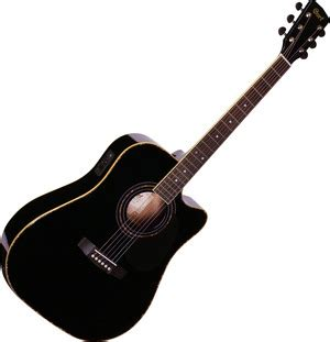 Gitar Akustik Cort Lancip Glossy buy cort ad880ce bk black gloss euroguitar