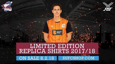 Limited Edition Jersey City Home 2017 2018 Grade Ori Official limited edition scunthorpe united steel kit 2018 the kitman