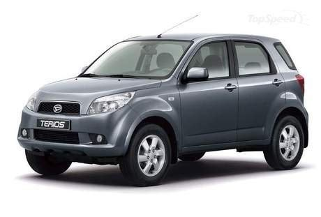 New Arrival Slingbag Jeep 202 daihatsu terios 1 5 4x4 photos and comments www picautos