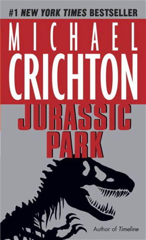 jurassic park a novel book review jurassic park nut free nerd