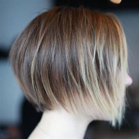 graduated layered blunt cut hairstyle 30 beautiful and classy graduated bob haircuts