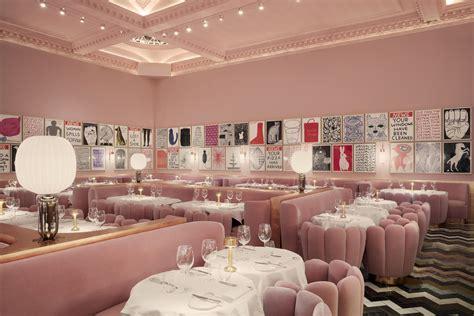 retro spots  london   wine  dine