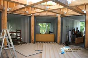 Steel Storage Containers Homes - diy sea container cabin kit archives sea container cabin