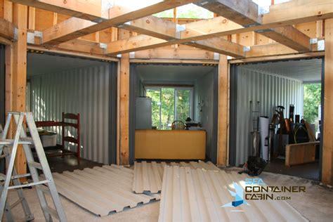 diy shipping container home plans diy sea container cabin kit archives sea container cabin
