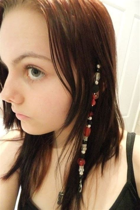 how to bead hair pirate hair 183 a beaded hair clip 183 jewelry on