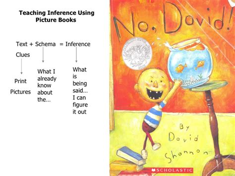 picture books for inferencing teaching inference