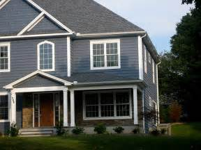 grey house paint exterior blue grey exterior cottage lakehouse ideas