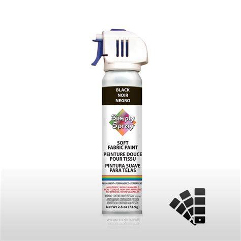 Fabric Spray Dye Upholstery by Black Fabric Paint Spray Dye Vibrant Easy Soft
