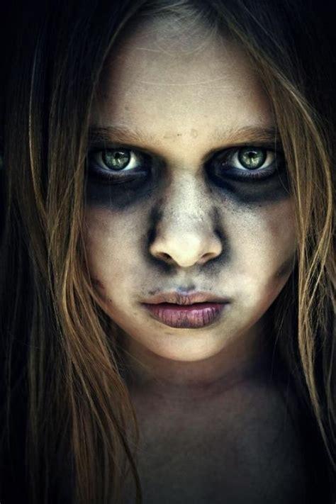 imagenes de maquillaje halloween para niños de 75 fotos de maquillaje halloween 2018 para ni 209 os