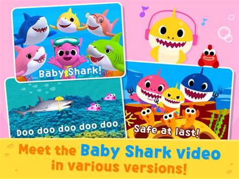 download mp3 baby shark doo doo app shopper pinkfong baby shark education