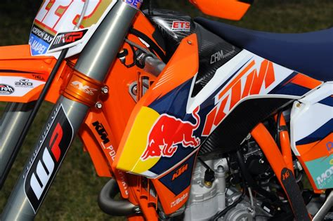 Ktm Sponsors Teamshooting Bull Ktm Motocross Factory Team 2014
