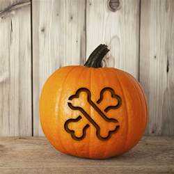halloween carve craft download our dog pumpkin carving