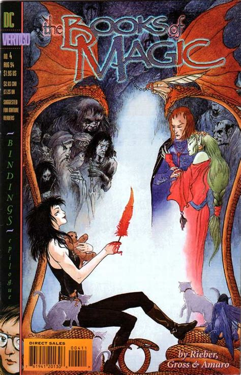 of magic realm of magic volume 3 books books of magic vol 2 4 dc database fandom powered by wikia
