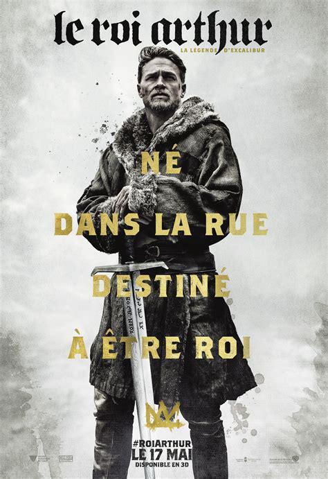 àstrid bergès frisbey le roi arthur affiche du film le roi arthur la l 233 gende d excalibur
