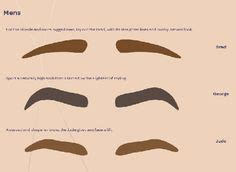 eyebrows styles for men 1000 images about shaping men s eyebrows on pinterest