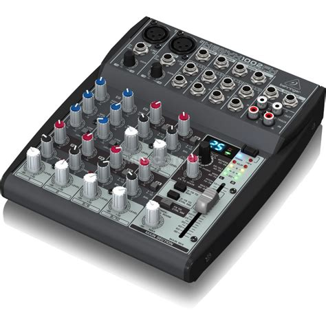 Mixer Behringer Xenyx 1002 Fx behringer 1002 xenyx fx mixer 24 bit multi effektprozessor