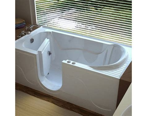 bathtub for seniors walk in walk in bathtub with door for seniors whereibuyit com