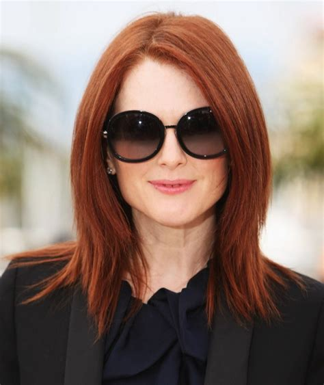 elegant hair styles for women over 65 2015 red long straight hairstyles 2015 with elegant round