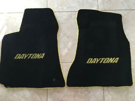 car floor mats in myrtle anyone here buy a 2006 charger r t daytona new question