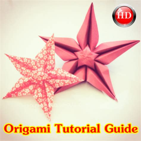 Origami Walkthrough - origami tutorial guide appstore for android
