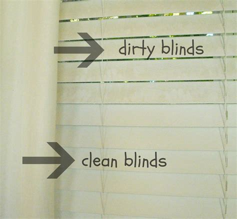 How To Clean Wooden Slat Blinds keep home simple how to clean blinds