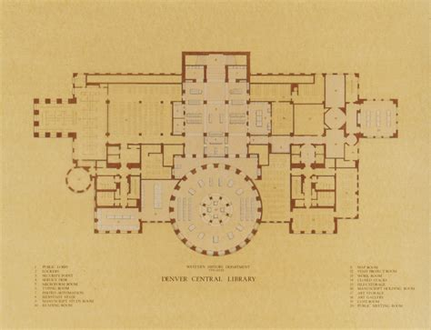 denver art museum floor plan denver art museum floor plan 28 images cad modelling