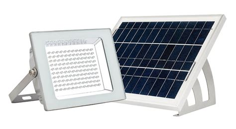 solar panel flood lights best solar flood lights 2018 ledwatcher