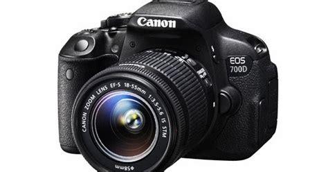 Kamera Canon 700d Terbaru harga dan spesifikasi kamera canon 700d terbaru